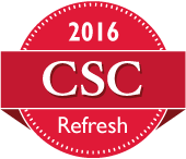 CSC Refresh Badge 2016